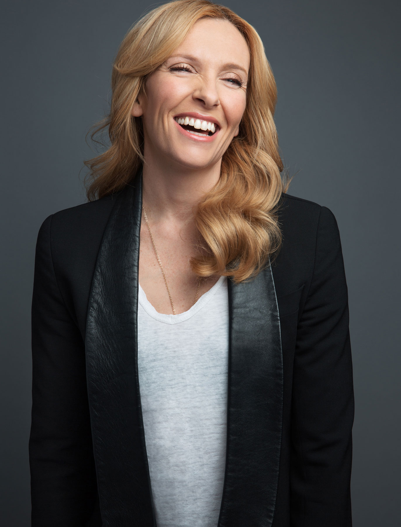 Toni Collette for WSJ- Allison Michael Orenstein
