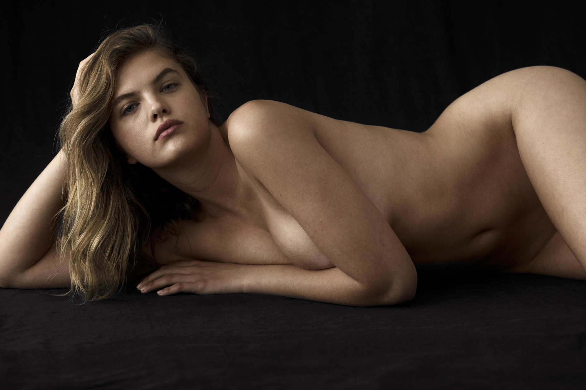 PMagazine Beauty Nudes- Abbey Drucker