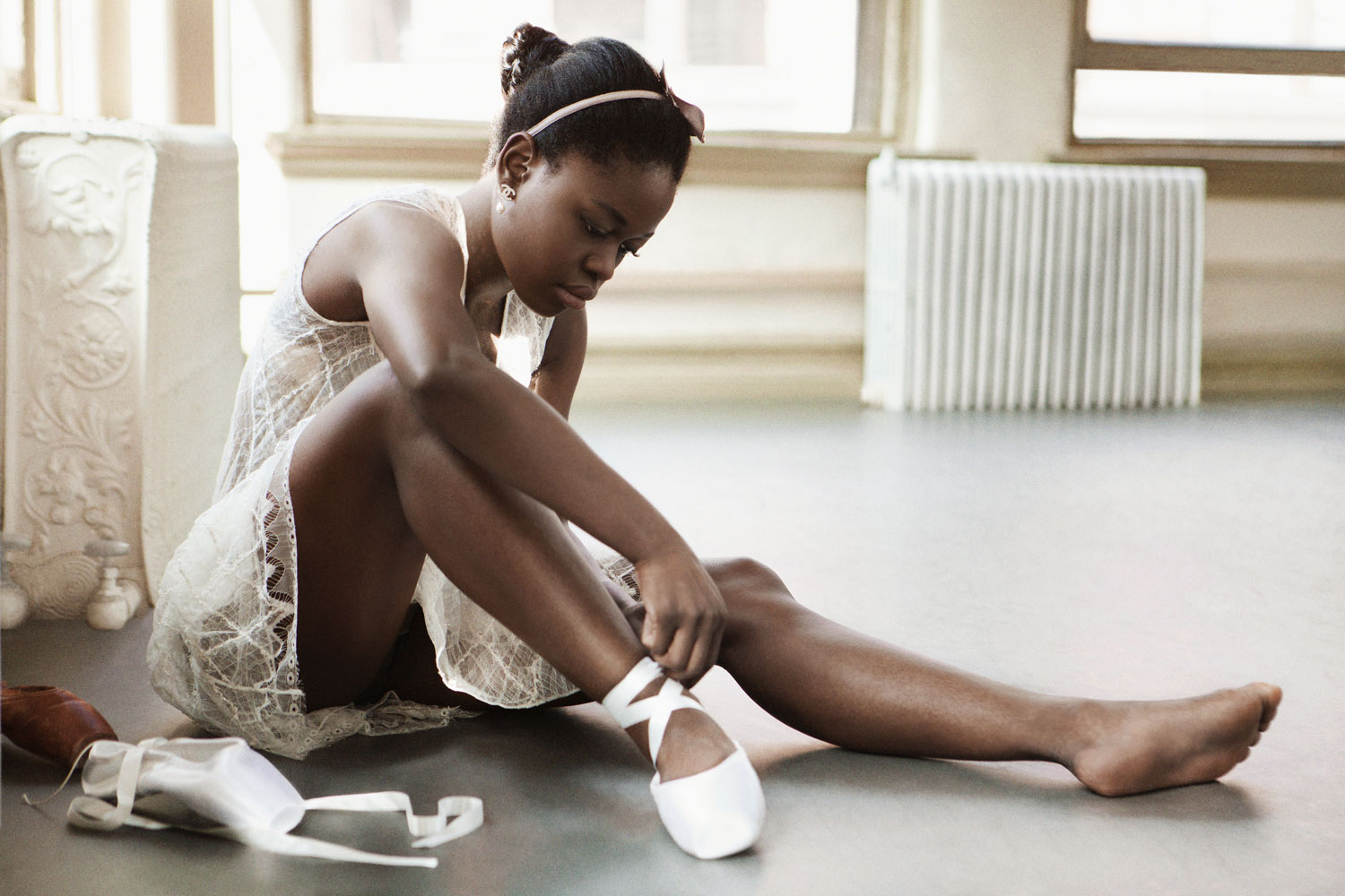 Teen Vogue Ballerina- Abbey Drucker (1)