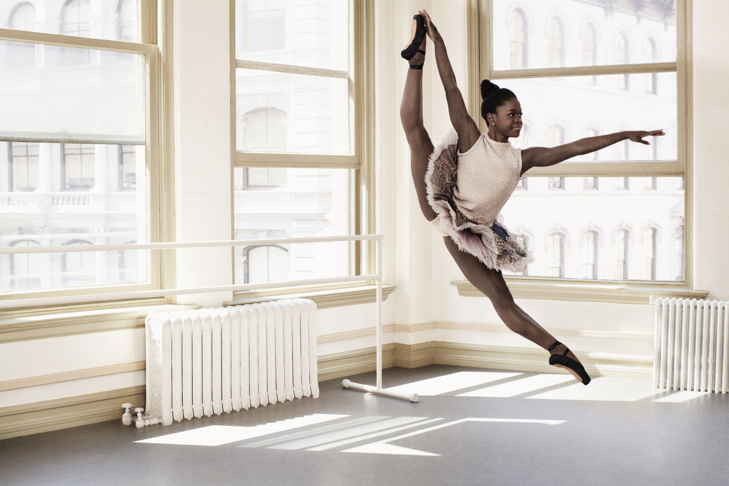Teen Vogue Ballerina- Abbey Drucker (2)